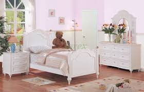 Bedroom: 3 Piece White Kids Bedroom Sets With Floor Lamp - Best Idea ...