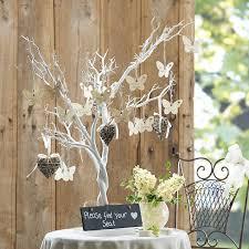 Decorative White Twig Tree 76 Cm   Hobbycraft