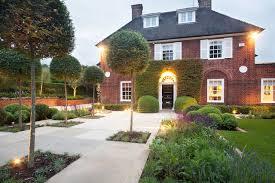 Hampstead Garden Design traditional-landscape