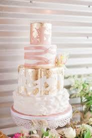 50 Of The Prettiest Pink Wedding Cakes Onefabdaycom