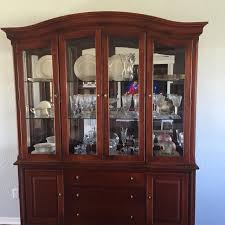 china hutch for oak hutch with glass
