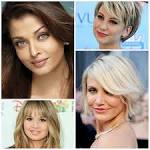 Hairstyles face shapes 2017