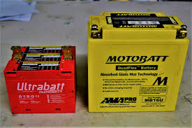 What You Need To Know About Lithium Motorcycle Batteries