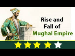 Mughal Empire Timeline Chart Learn History Rise And Fall Of Mughal Empire