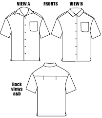 Shirt Sewing Patterns