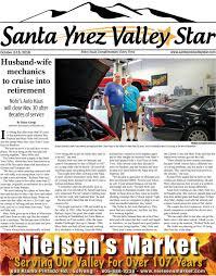 Solvang Theaterfest Seating Chart Santa Ynez Valley Star October A 2018 By Santa Ynez Valley