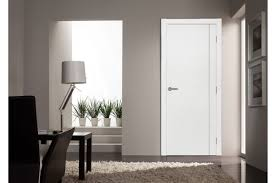 modern interior doors design. Nova Smart 007 White Cortex Laminated Modern Interior Door Doors Design