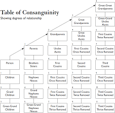 Anthropology Kinship Chart 8 1 Kinship Diagrams Social Sci Libretexts