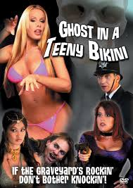 Watch ghost in the teeny bikini