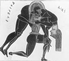 Ajax was a hero in greek mythology, son of king telamon of salamis and periboea. Aruric7opnhzcm