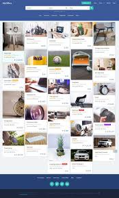 Template For Advertising Classified Ads Website Template Like Offerup Joomla Monster