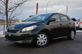 2013 Toyota Matrix BASE A/C used for sale in POWER GROUP - Gatineau