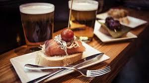 3 ways to craft beer-friendly food