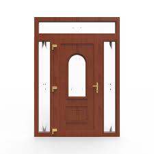 Aluminium Door Designs Mauritius Hot Item Wooden Single Main Door Design Aluminium Colorful Entrance Door
