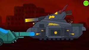 Sự hồi sinh của quái vật! FINAL - Phim hoạt hình về xe tăng [Gerand VN] -  YouTube
