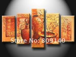 Nepinetwork Cheap Different Oil Paintings Best Leaves Oil Painting Canvas Foutsventurescom Kitchen Dining Room Oil Painting Canvas Abstract Artwork Big Size