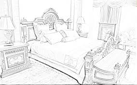 Bedroom Drawing at GetDrawingscom Free for personal use Bedroom