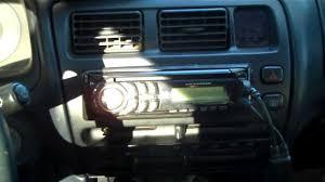 Radio removal/install toyota corolla - YouTube