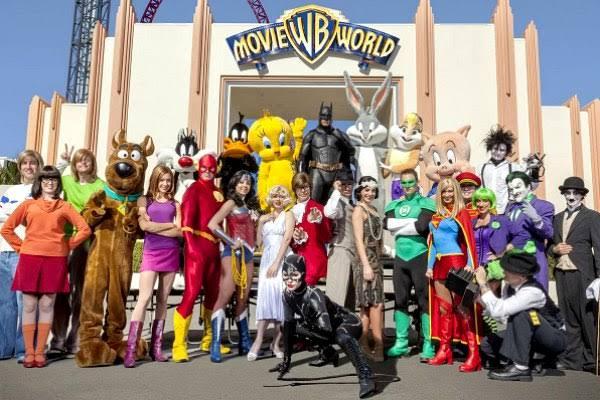 Hasil gambar untuk Warner Brothers World di Abu Dhabi dibuka pada tahun 2018