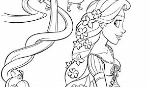 Small Picture Rapunzel Coloring Pages Online wwwkibogaleriecom