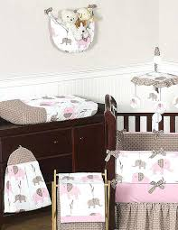 elephant crib bedding girl brilliant elephant pink taupe crib bedding set sweet designs 9 elephant crib elephant crib bedding girl