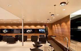 ceiling designs for office. Good Recessed Ceiling Design Ideas : Creative Office Room Decorating With Solid Wood Wall Designs For