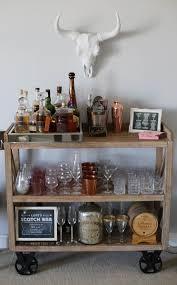home style bar cart