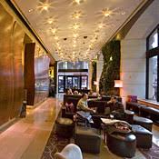 W New York Times Square Hotel  Oystercomau ReviewLiving Room W Hotel Nyc