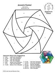 Spectrum Glass Patterns