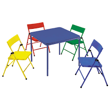 Table Set For Kids Safety 1st 5 Piece Childrens Table And Chair Set Toysrus
