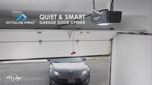skylink garage door openerAtoms Pro Garage Door Opener by Skylink Group  YouTube