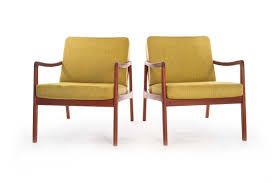 Image of: Popular Danish Modern Dining Chairs