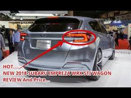 2018 subaru impreza 5 door. beautiful door hot news new 2018 subaru impreza wrx sti wagon for subaru impreza 5 door r