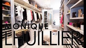 celebrity closets with lisa adams monique lhuillier closet slideshow