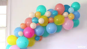 Balloon Designs 3 Easy Diy Balloon Party Decoration Ideas