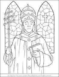 Saint Francis Coloring Page Saint Coloring Page Prayer Of St Francis