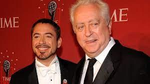 Robert Downey Sr., filmmaker and actor ...