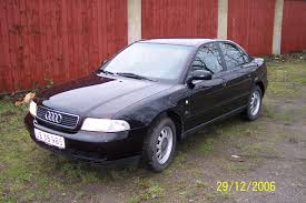 Audi A4 1.8 1997 | Auto images and Specification