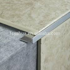 tile corner trim photo 2 of outside aluminium edge for ceramic delightful aluminum bead stainless steel