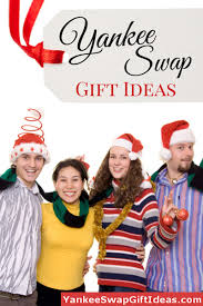 Gift ideas for holiday gift exchanges The Yankee Swap ...