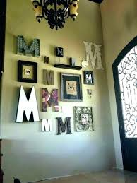 alphabet wall art alphabet wall art letters decor letter for designs explore next alphabet wall art