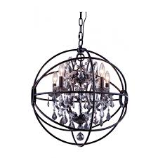 great bronze orb chandelier and extra large orb chandelier with small crystal chandelier