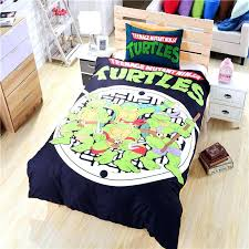 ninja turtles toddler bed set ninja turtles bed set decorate your room with these bedding sets