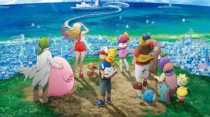 Pokémon Movie 21 : The Power of Us (2018) - Hindi/English Dubbed - Anime  Toon Hindi