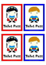 bathroom pass template high school student ideas preview printable toilet c constructor clip editable excel definition