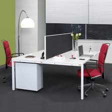 unusual office desks. Stunning Red Swivel Chairs Mixed With Brilliant Cool Office Desk Large Panel Under Arch Lamp Unusual Desks