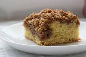 Cinnamon Cream Cheese Coffee Cake Bake or Break