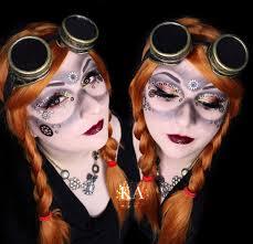 steunk makeup w tutorial by katiealves
