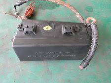 s l225 jpg 2000 2002 lincoln ls fuse box rear trunk mounted oem 175id