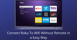 Under advanced, there isn't an option to add. How To Connect Roku To Wifi Without Remote Complete Guide